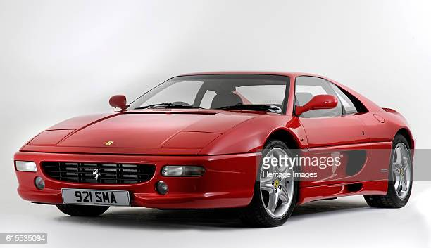 Ferrari F355 Berlinetta Artist Unknown