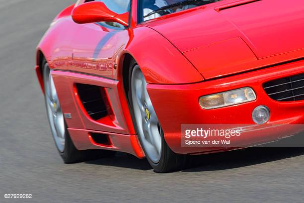 Ferrari F355 Berlinetta Italian sports car
