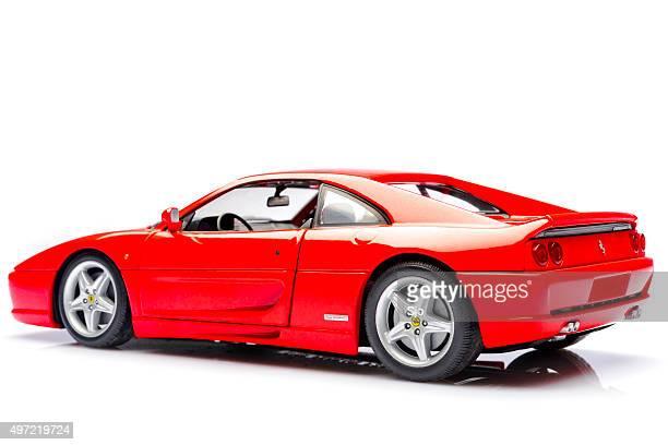 Ferrari F355 Berlinetta sports car model