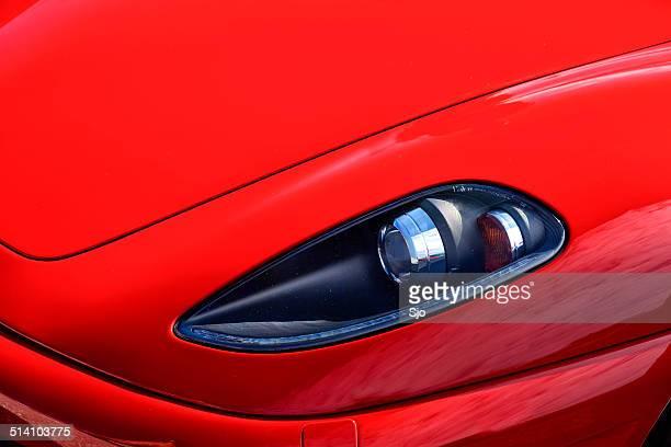 Ferrari F430 headlight