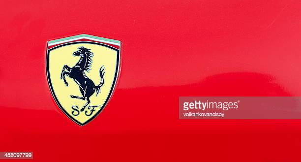 ferrari f430 - ferrari stock pictures, royalty-free photos & images