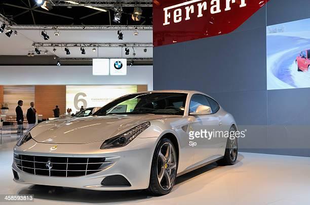 フェラーリ FF イタリア料理「Gran Turismo スポーツカーモーターショー