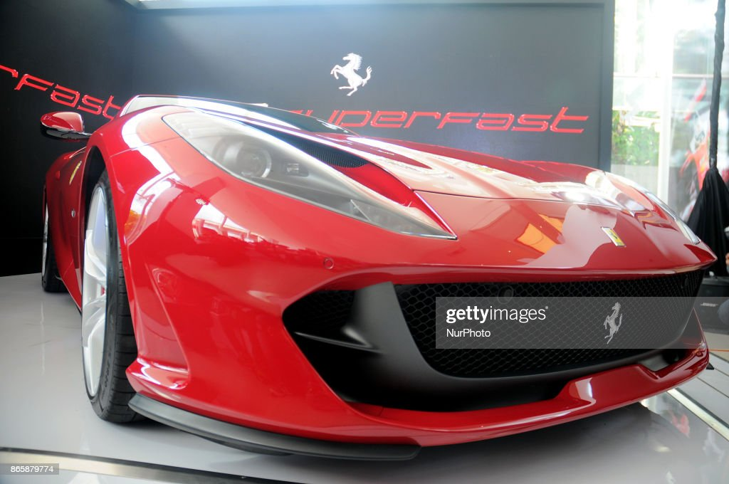 Ferrari Jakarta Introduces The Strongest And Fastest Ferrari, 812  Superfast, Officially In Indonesia On