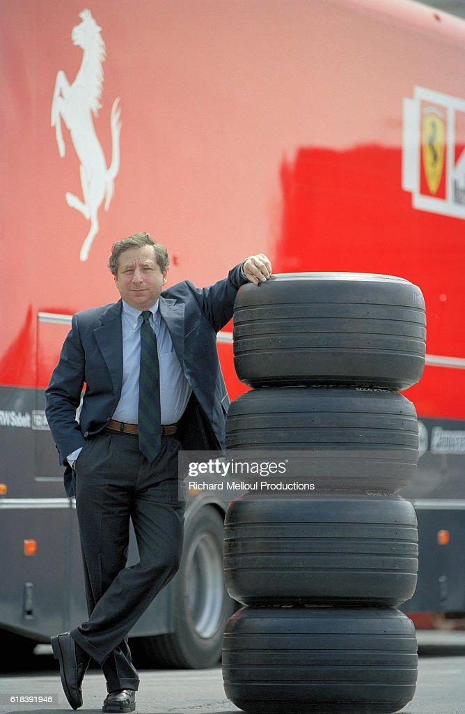Jean Todt - Behind the Scenes at Ferrari : Photo d'actualité