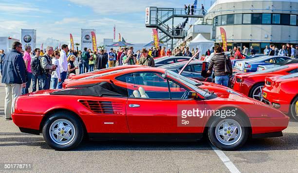 Ferrari Mondial sports car Cabriolet 3,2