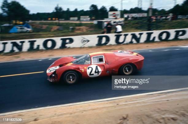Ferrari P4 Mairesse Beurlys 1967 Le Mans Creator Unknown