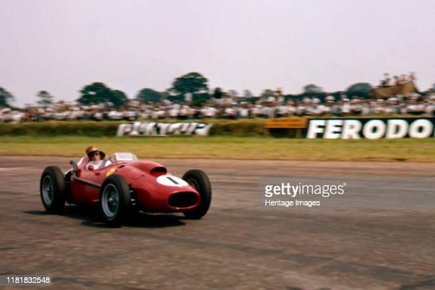 Ferrari Peter Collins 1958 British Grand Prix Creator Unknown