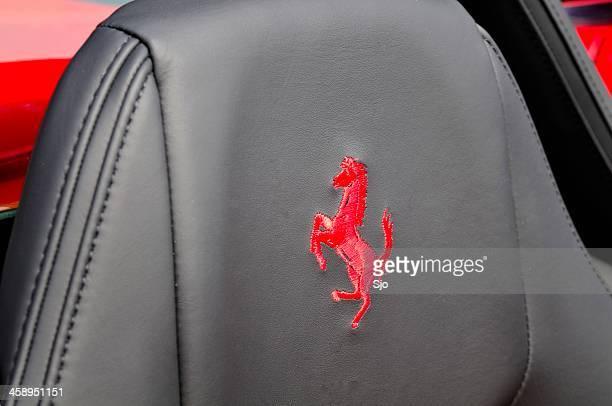 Ferrari SA Aperta detail