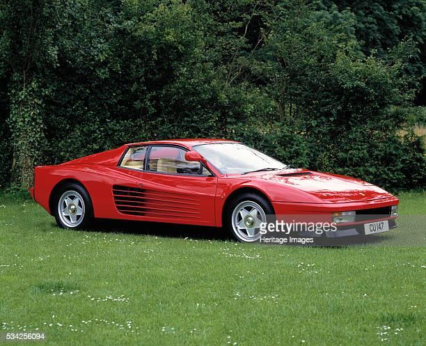 195 Ferrari Testarossa Bilder Und Fotos Getty Images