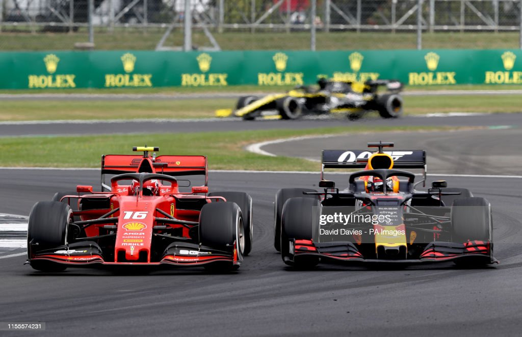 British Grand Prix 2019 - Race Day - Silverstone : News Photo