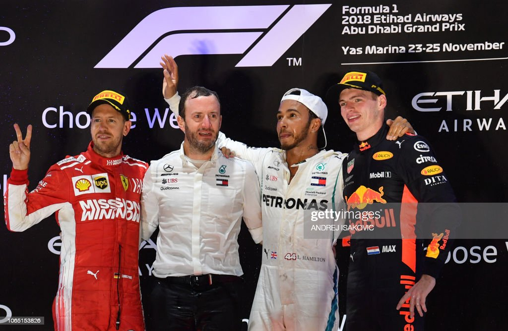 AUTO-PRIX-F1-UAE-ABU DHABI : News Photo
