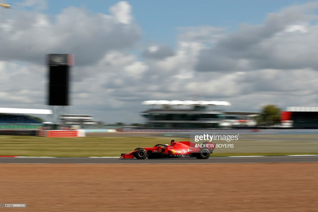 AUTO-F1-PRIX-GBR : News Photo