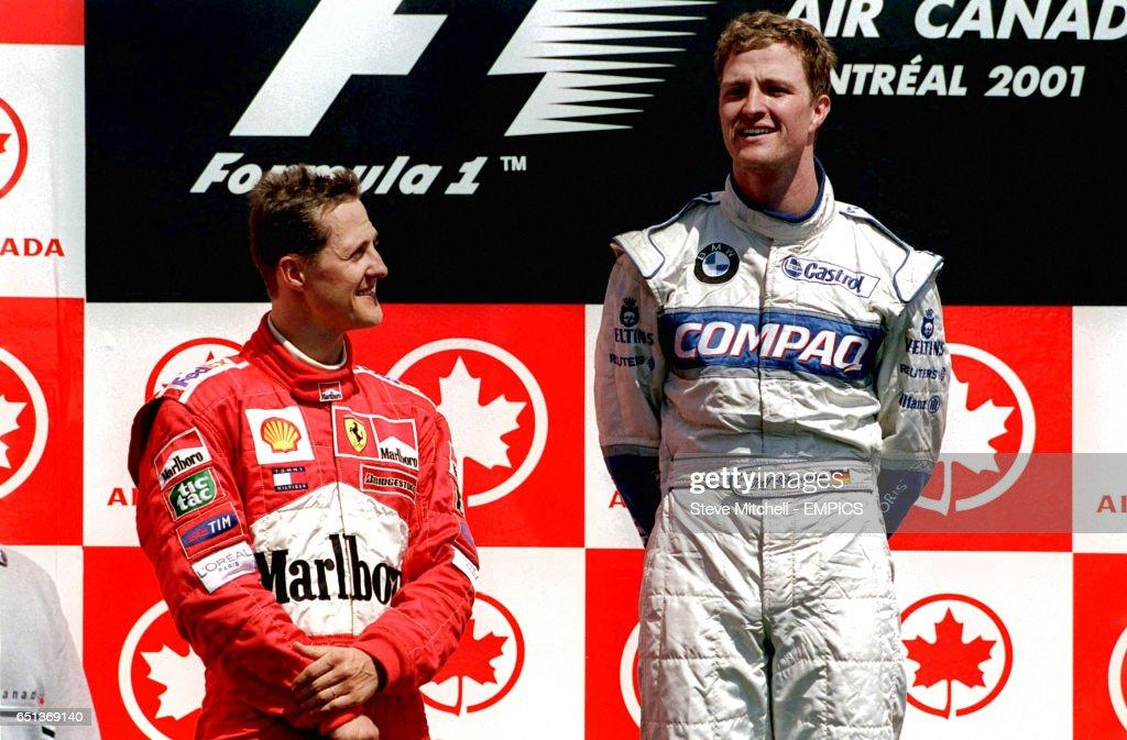 Formula One Motor Racing - Canadian Grand Prix - Race : News Photo