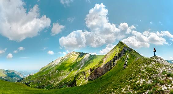 Ferratina del Berro Mountain - gettyimageskorea