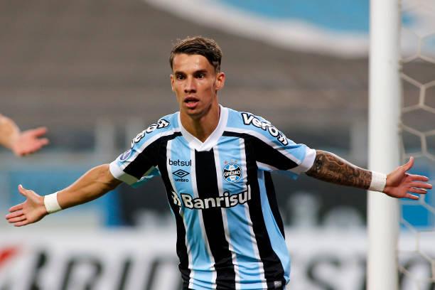BRA: Gremio v Lanus - Copa CONMEBOL Sudamericana 2021