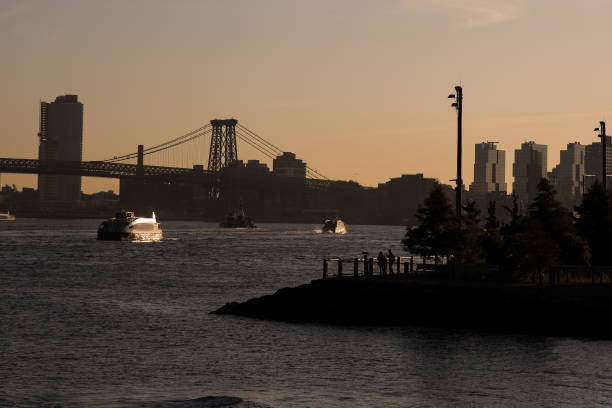 NY: Manhattan Skyline As Tech Drags U.S. Stocks Lower