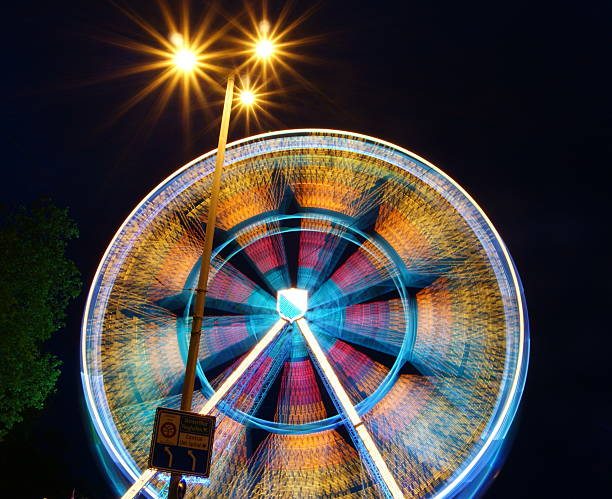 Ferris lights