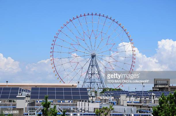 Ferris Wheel and Water Purification Plant