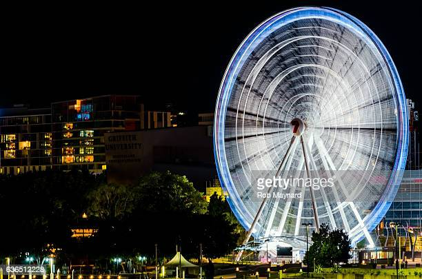 Ferris Wheel at Brisbane city