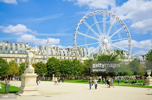 Jardin Des Tuileries Stock Pictures Royalty Free Photos Images