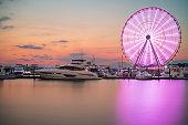 Ferris Wheel at National Harbor, Maryland