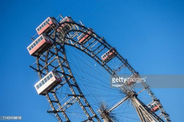 an image ferris wheel at prater