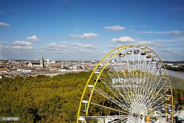 Ferris wheel, Bordeaux, France