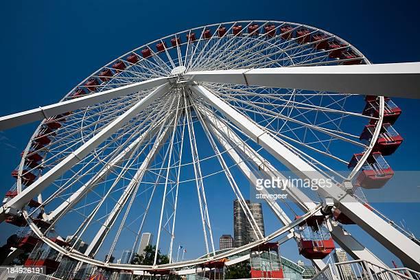 Ferris Wheel, Chicago