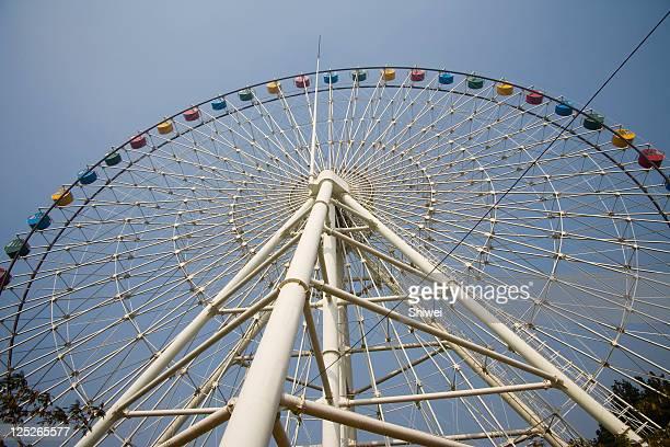Ferris Wheel in Daming Lake Park,Shandong