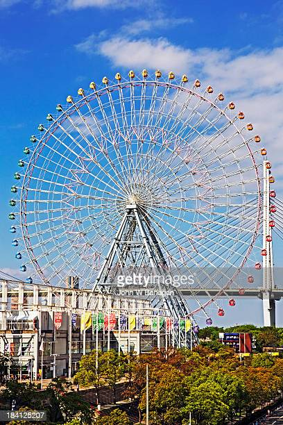 Ferris wheel, Osaka, Japan