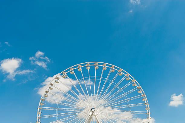 Ferris Wheel, Paris, France.