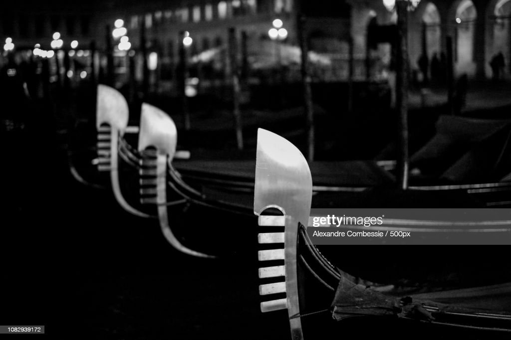 Ferro Della Gondola.Ferro Della Gondola Stock Photo Getty Images