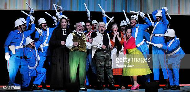 Ferruccio Furlanetto as Don Basilio Jose Fardilha as Doctor Bartolo Vito Priante as Figaro Javier Sempey as Count AlmavivaMadeleine Pierard as Berta...