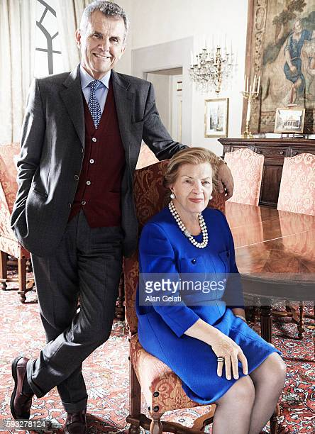Ferruccio the eldest son and chairman Wanda the matriarch and honorary chairwoman