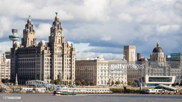 ferry across the mersey - liverpool england stock pictures, royalty-free photos & images