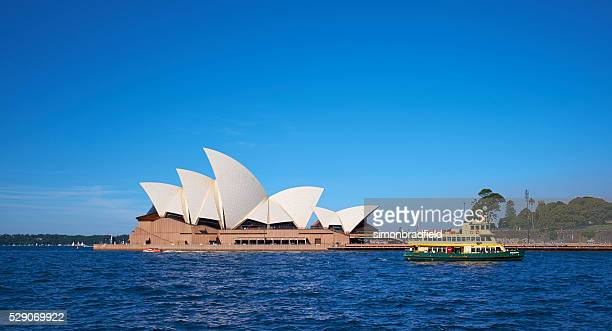 Ferry And The Opera House