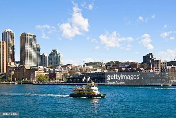 Ferry on Sydney Harbour