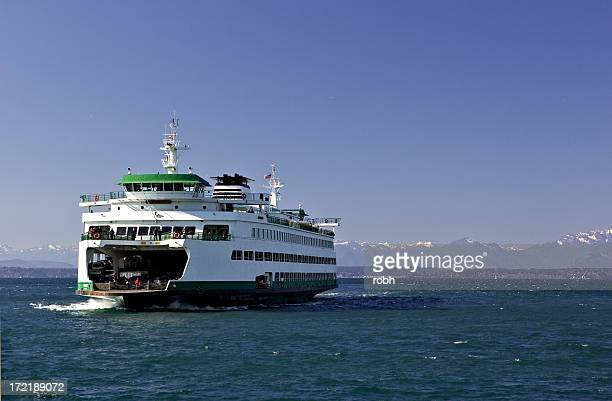 ferry - ferry stock photos and pictures