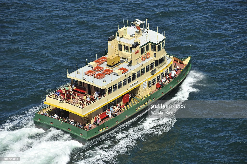 Ferry : Stock Photo