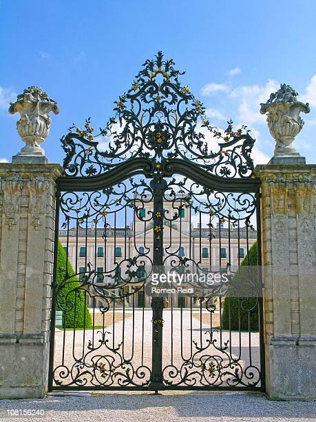 Fertőd - Esterhazy Palace Gate