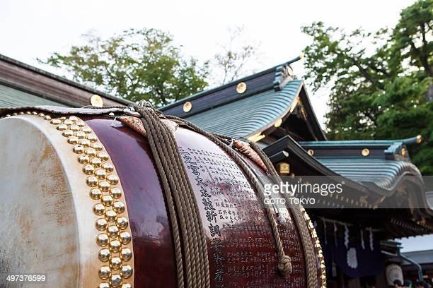 フェスティバルでは、日本の神社、東京