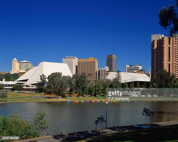 festival centre, adelaide - adelaide festival stock pictures, royalty-free photos & images