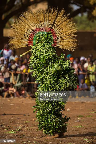 CONTENT] Festival des Masques de Dédougou Burkina Faso including masks leaves fiber masks feather masks white masks masks with straw masks skins mask