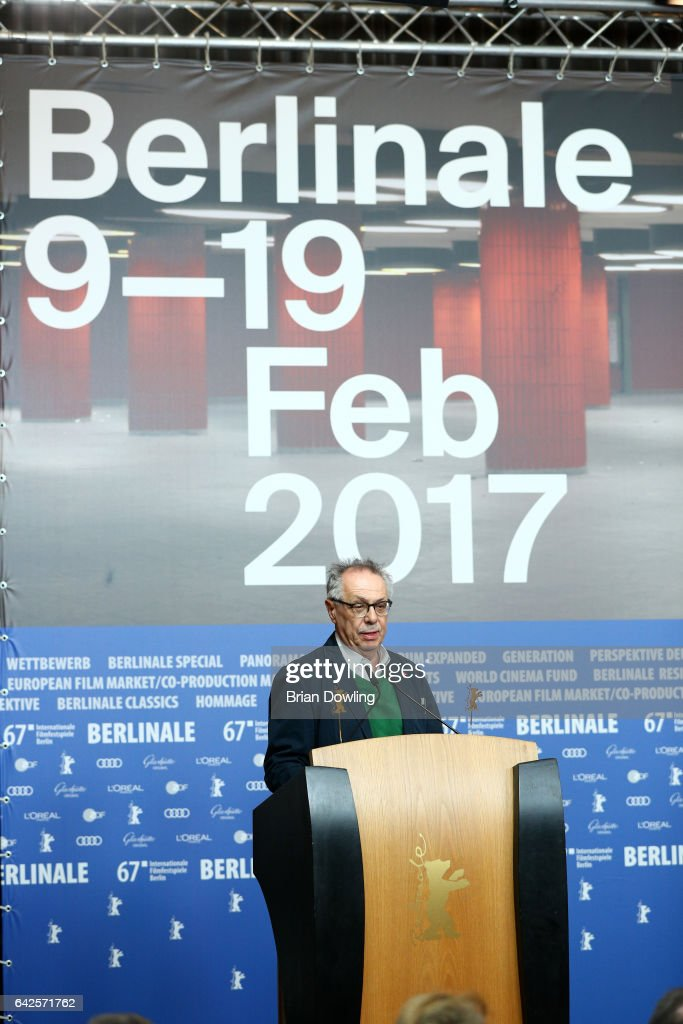 Awards Of The Independent Juries Press Conference - 67th Berlinale International Film Festival