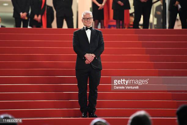 "Festival Director Thierry Frémau attends the screening of ""Bacurau"" during the 72nd annual Cannes Film Festival on May 15, 2019 in Cannes, France."