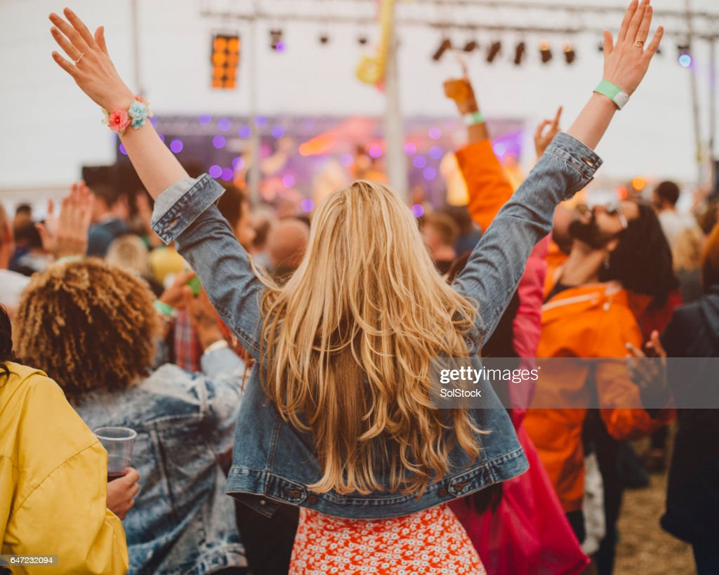 Festival Freedom : Stock Photo