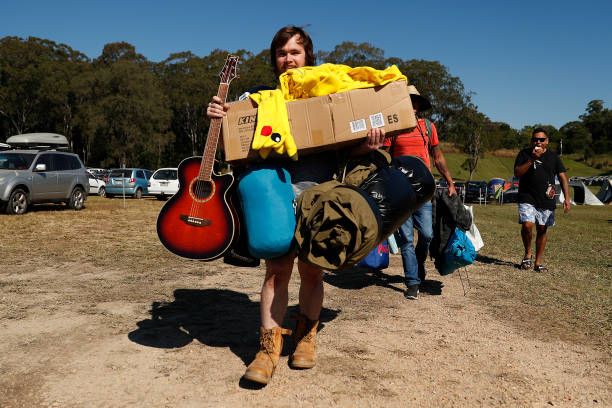 AUS: Splendour In The Grass 2019 - Byron Bay - Day 1