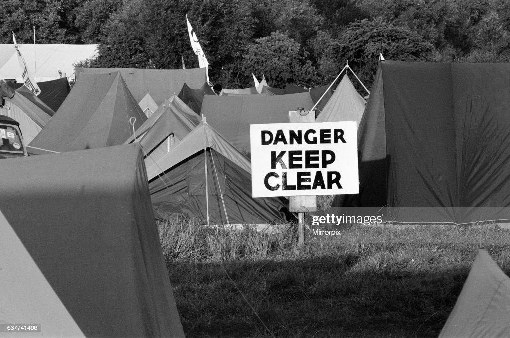 Reading Rock Festival 1980 : News Photo