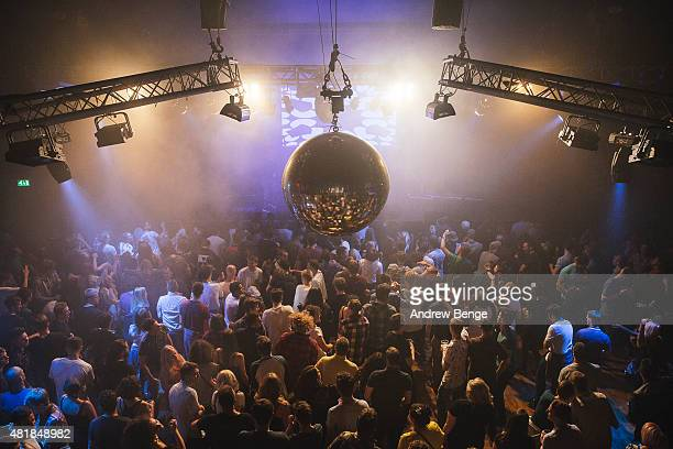 Festival goers at the O2 Academy at Tramlines Festival on July 24 2015 in Sheffield United Kingdom