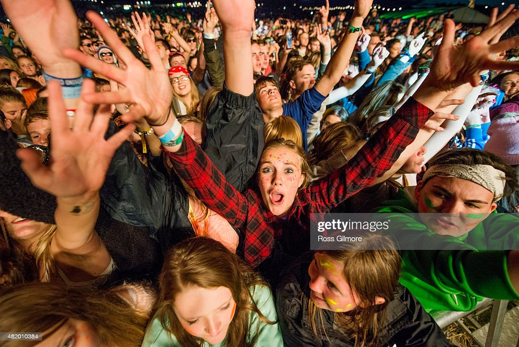 The Wickerman Festival 2015 - Day 2 : News Photo